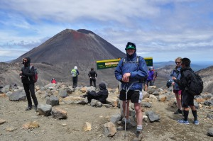Tongariro Crossing Trip