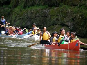 Cultural Guided Whanganui River Trips