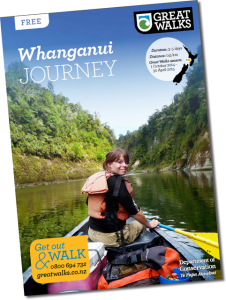 Whanganui River Journey Brochure