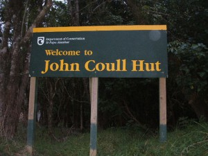 john coull hut